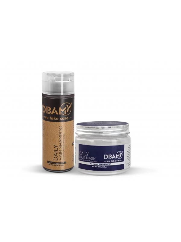 DBAMY Combo offer (HAIR Mask + Shampoo)